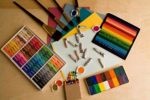 Art Supplies for Art Therapy